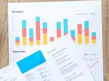 Ilustração indicadores de performance